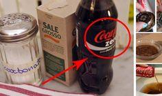 Coca Cola: l'inaspettato risolutore delle macchie più difficili