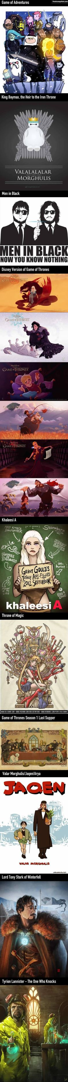 These Game of Thrones Mashups are so lovely! Game O Thrones, Game Of Thrones Books, Game Of Thrones Quotes, Fire Book, Series Movies, Tv Series, Shows On Netflix, Winter Is Coming, Best Games