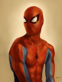 'Friendly Neighborhood Spider-Man' by Bennett Slater