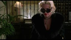 #madonna from #movie #film #fourrooms #diva #sexy #sassy #beautifull #black #witch #likeavirgin #queen #pop #music 😈👑