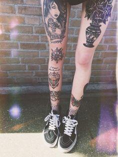 Vans+Ink