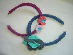 Crochet Headbands by VoulaCrochet on Etsy