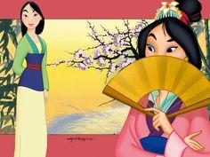 Mulan   bueno, incluso más información sobre Mulan aquí!