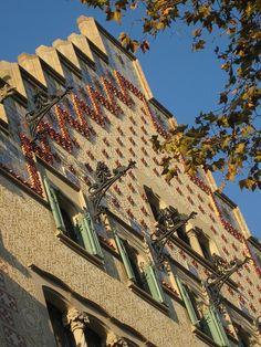 La Casa Amatller- Pº de Gracia nº 41 de Modernisme a Barcelona  Catalonia