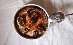 Boghvedegrød med Kokos og Dadler  l   Fancy Morgenmad