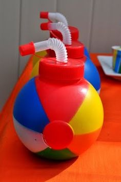 Pool Party/ This Beach Ball Can Be Found On Line