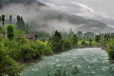 Kashmir Jannat Nazeer  Neelam Valley, Pakistan - via Explore the Beauty of Pakistan
