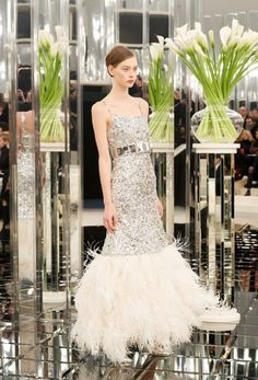Chanel Haute Couture 2017 Spring / Summer Runway