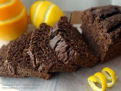 Gluten-Free, Sugar-Free, Low-Carb Chocolate Spice Bread & Muffins