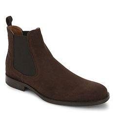 ALDO Angelucci suede Chelsea boots