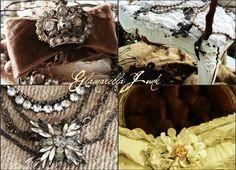 Glamarella Junk recreates fab vintage jewels into modern fashion accessories.