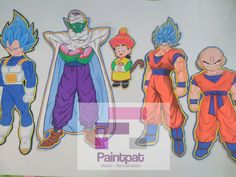 Personajes de Dragon Ball Goku, Dragon Ball, Princess Zelda, Fictional Characters, Art, Dragons, Party, Projects, Manualidades