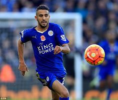 Bad News For Arsenal As Riyad Mahrez Signs Four-Year Deal With Leicester City     Leicester City winger Riyad Mahrez has signed a new four-year contract with the Premier League champions.  The Algeria international 25 had been strongly linked with a move to Arsenal this summer.  He scored 17 goals and added 11 assists last season and was voted the Professional Footballers' Association Players' Player of the Year.  Mahrez joins team-mates Wes Morgan Jamie Vardy Kasper Schmeichel and Andy King…