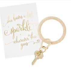 O Ring Silicone Key Ring - Gold Confetti – RaineHills Key Rings, Gold Rings, Casual Mom Style, Cute Handbags, Baby Necessities, Gold Confetti, Children's Boutique, O Ring, Cool Gifts