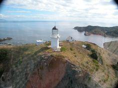 Mokohinau Lighthouse