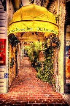 Old Customs House Inn - Key West, Florida