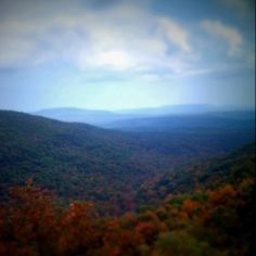 Mt. Magazine, AR Great hikes, views. The lodge and restaurant are phenomenal.