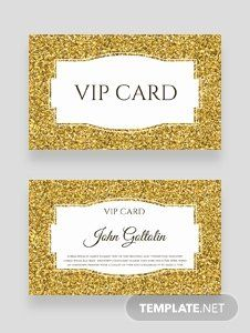 Free Membership Card Template Elegant Free Club Vip Membership Card Template In Adobe Shop Create Business Cards Printing Business Cards Custom Business Cards