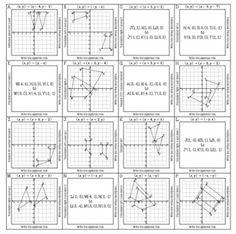 Algebraic Proofs Practice Worksheets (Classwork and