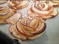 Apple Roses Cake ,Cupcakes - YouTube
