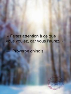 """Loi d'attraction + se donner les moyens de ! """"When there is a will there is a way"""""""