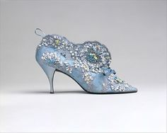 Boots Roger Vivier for Dior, 1957 The Metropolitan Museum of Art