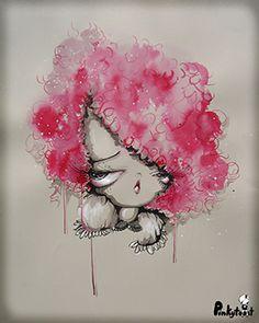 strawberry curls pinkytoast ink portrait small.jpg