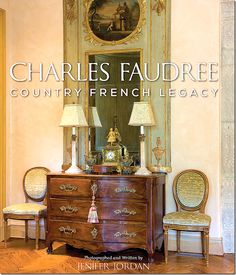 Designer Charles Faudree's last book. Beloved by many.