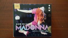 Madonna Confessions On A Dancefloor 2 CD China Unofficial HDCD Hung Up Sorry