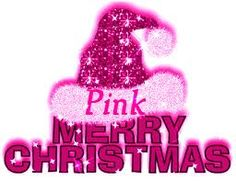 Merry Christmas to the Color PINK Lovers.