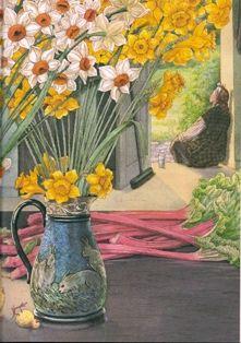 Through The Kitchen Window, Angela Barrett Book Illustrations, Children's Book Illustration, Fairytale Fantasies, Royal College Of Art, Drawing Board, Window Boxes, Inspiring Art, Magazine Art, Lovely Things
