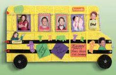 preschool school bus bulletin board - Yahoo Image Search Results
