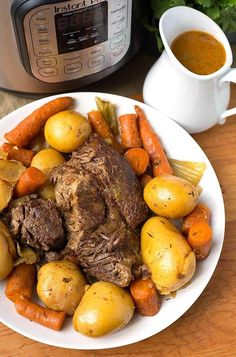 Instant Pot Simple Pot Roast