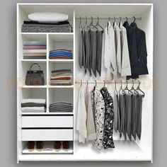 Printing Videos Technology Architecture Home Office Closet Ideas Clothes Cabinet Bedroom, Bedroom Cupboards, Bedroom Cupboard Designs, Bedroom Closet Design, Bedroom Furniture Design, Home Room Design, Wardrobe Furniture, Wardrobe Cabinets, Bedroom Wardrobe