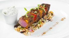 Turkish leg of lamb - Celebrity cruise line recipes