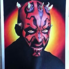 Heres one of my favourite drawings Darth Maul from the @starwars movie @thephantommemeace I really love the colours its a really striking portrait @mikes_star_art - - - Lots more art on my Facebook page:  https://ift.tt/2LK58Ir Also follow me on Twitter and YouTube - - #mikesstarart #darthmaul #raypark #starwars #sith #sithlord #fanart #artist #art #instaart #instaartwork #pencildrawing #pencilart #pencil #artistic #artistic_share #artistic_feature  @artastic_feature #drawingoftheday #draw…