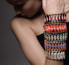 bottle cap bracelets