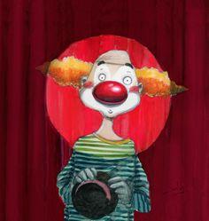 Poesia Infantil i Juvenil: El payaso y el circo, poesía