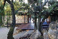 Modern Steel-Framed Home in Johannesburg, South Africa
