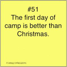 Well, I do go to a Jewish sleep away camp. Camping Humor, Camping Life, Rv Camping, Camp Quotes, True Quotes, Great Quotes, Camping With Teens, Happy Turtle, Church Camp