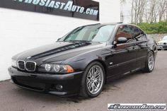 2003 BMW M5.  My next car!