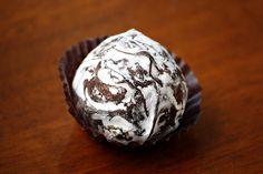 Champagne truffles... another JL chocolate option