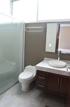 Todas las suites cuentan con baño equipado