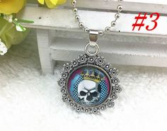 ❤ King Of The Skulls Necklace ❤