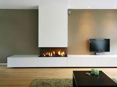 """Résultat de recherche d'images pour """"pinterest salon meuble bas cheminee"""""""