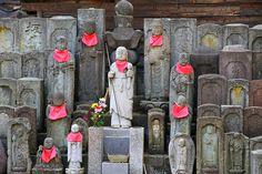 Grave stones in Kanazawa