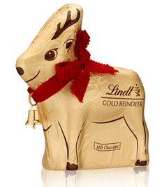 Lindt Gold Reindeer