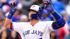 Melissa Couto   Josh Donaldson homered twice, Justin Smoak drove in three runs and Francisco Liriano pitched into the sixth in his return from the disabled list as the Toronto Blue Jays held off the New York Yankees for a 7-5 win on Friday.  Looks like an All-Star to us! Not one, but ✌️ more... - #Baseball, #CBC, #Donaldsons, #Helps, #Jays, #Lopsided, #Loss, #Power, #Rebound, #Sports, #Surge, #World_News