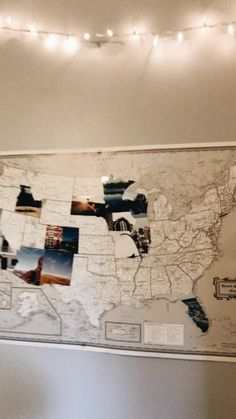 Personalized US photo map VSCO - tianaconnelly