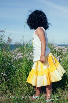 twirl your heart out!!!!!  this skirt has so much twirl and style for little girls.